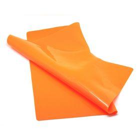 Кулинарный лист для раскатки теста Atlantis, цвет оранжевый, 48 х 58 см