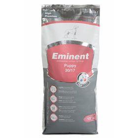 Сухой корм Eminent Puppy 30/17 для щенков мелких и средних пород, 15 кг.