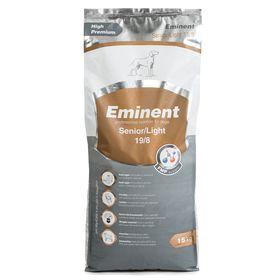 Сухой корм Eminent Senior/Light 19/8 для пожилых собак и собак с повыш. весом, 15 кг.