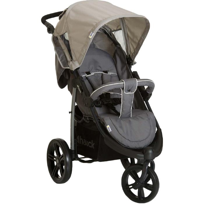 Прогулочная коляска Hauck «Viper Slx», цвет smoke/grey