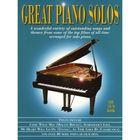 Великие фортепианные соло: Саундтреки, 160 стр., язык: английский