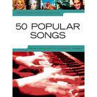 Действительно легкое фортепиано: 50 популярных песен, 104 стр., язык: английский