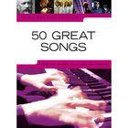 Действительно легкое фортепиано: 50 великих песен, 104 стр., язык: английский