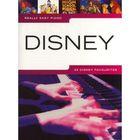 Действительно легкое фортепьяно: Дисней, 48 стр., язык: английский