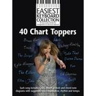 Easiest Keyboard Collection: 40 Chart Toppers