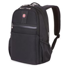 Рюкзак Wenger 17, чёрный, полиэстер 1680D, 43 х 15 х 32 см, 21 л