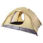 Палатка туристическая ROOT 2-х местная, цвет зеленый
