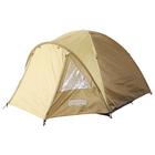 Палатка туристическая JOVIN 2-х местная, цвет зеленый