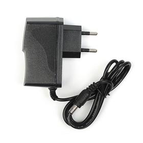 Адаптер питания Ecola LED strip Power Adapter, для светодиодной ленты, 12 Вт, 220-12В, вилка