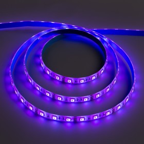 Светодиодная лента Ecola LED strip PRO, 10 мм, 12 В, RGB, 14.4 Вт, 60 Led/м, IP65, 5 м