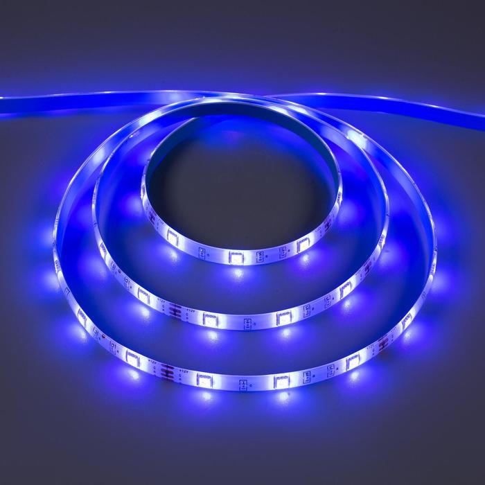 Светодиодная лента Ecola LED strip PRO, 10 мм, 12 В, RGB, 7,2 Вт, 30Led/m, IP65, 5 м