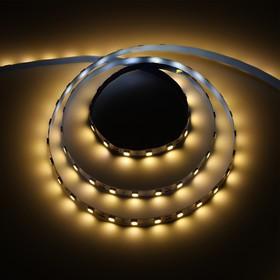 Светодиодная лента Ecola STD, 12В, SMD5050, 5 м, IP20, 14.4Вт/м, 60 LED/м, 2800К