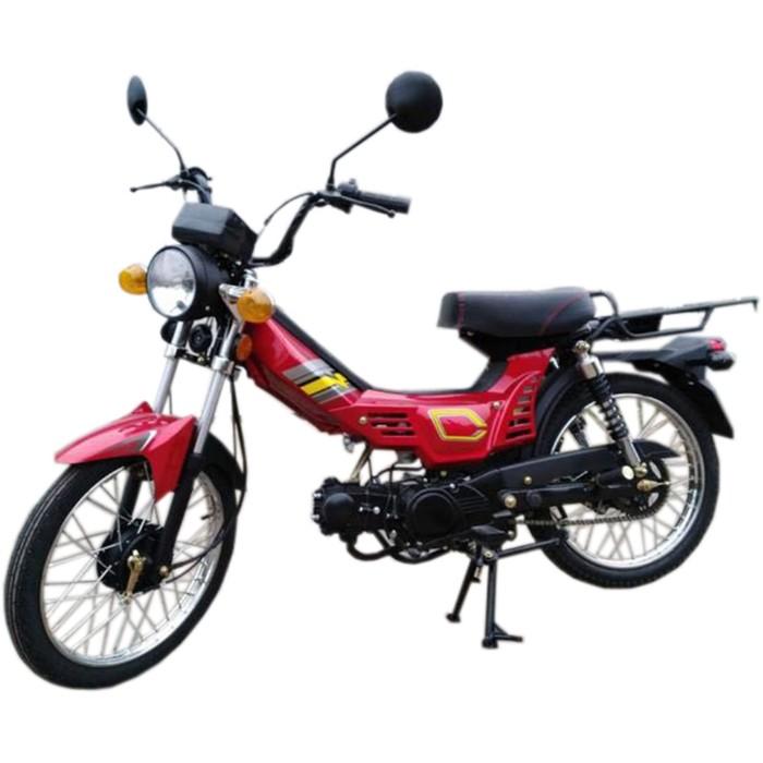 Мопед Racer RC50-A Delta (красный)