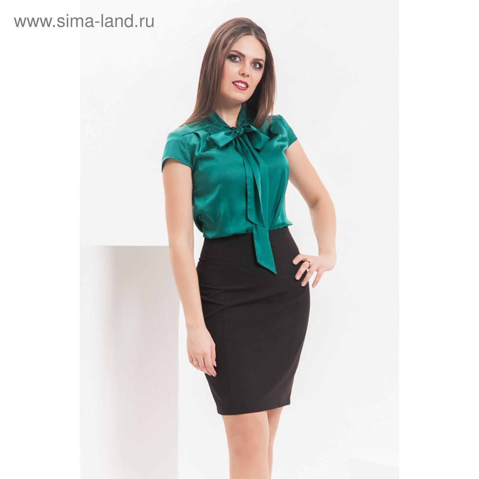 Юбка женская Ю-0184 1, размер 54, цвет чёрный (3687824) - Купить по ... 26f31c27763