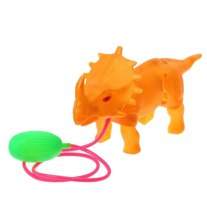 """Прыгающий """"Динозавр"""", цвета МИКС"""