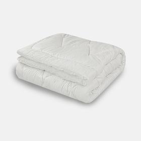 Одеяло Василиса О/168 Леб. пух 140х205 см  глосс-сатин, иск.лебяжий пух, 300 гр, пэ 100% Ош
