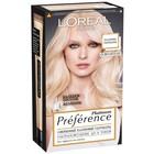 """Стойкая краска для волос L'Oreal """"Preference, Платина Ультраблонд"""", 8 тонов осветления"""