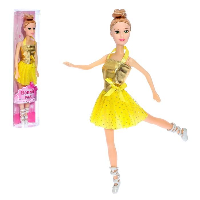 """Кукла модель """"Эмма-балерина"""", МИКС"""
