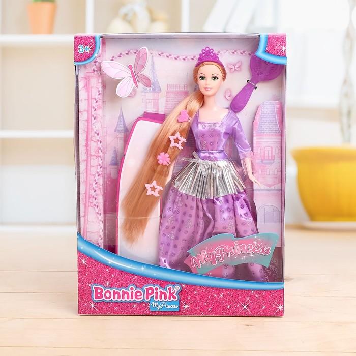 Кукла сказочная «Принцесса Эмма» в платье, МИКС