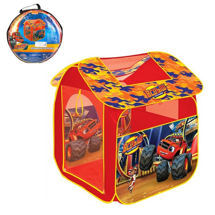 Игровая палатка «Вспыш», в сумке