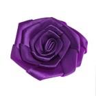 """Набор цветов для декора """"Фиолетовые"""" 8 штук"""