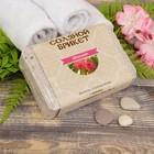 Соляной брикет с листьями эвкалипта 1,35 кг