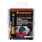 Блендер набор 5шт Chameleon перманент спирт.осн основные цвета CT4502