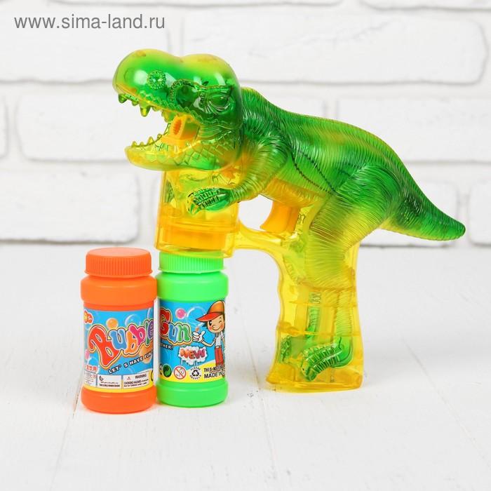 """Мыльные пузыри на батарейках """"Тираннозавр"""" 49189"""