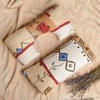 Набор подушек с лавандой и стружкой можжевельника , 2 шт: 40х20 см, микс