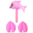 """Надувные игрушки """"По морским волнам"""", набор: нарукавники 2 шт., надувная рыбка"""