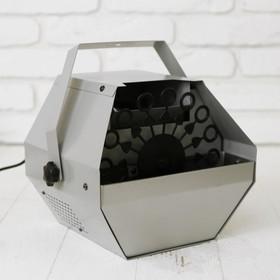 Генератор мыльных пузырей, на пульте, 220 В