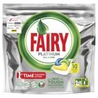 """Капсулы для посудомоечной машины Fairy Original All In One """"Лимон"""", 10 шт"""