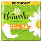 Прокладки ежедневные Naturella Normal Duo, 34 шт