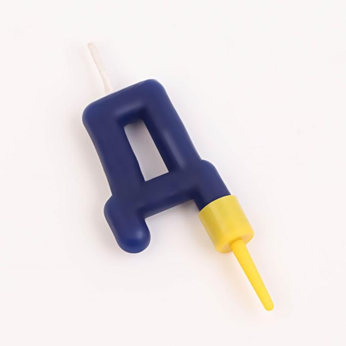 """Свечи для торта """"С Днём Рождения"""" - фото 35609305"""
