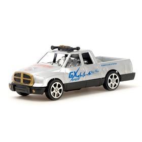 Машина инерционная «Пикап», цвета МИКС