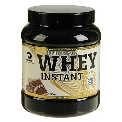 Протеин DOMINANT WHEY 500g Chocolate (Шоколад)