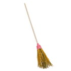 "Birch broom with a handle 120 cm ""Standard"", 4 flange, MIX color"