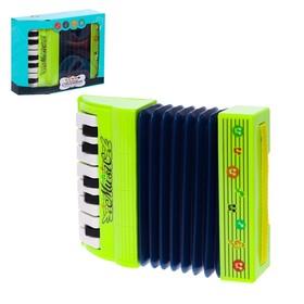 Музыкальная игрушка «Музыкальный взрыв», гармонь, МИКС