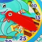 Рамка-вкладыш «Часики с дельфином» - фото 105593431
