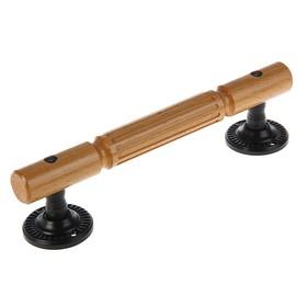 Ручка-скоба Винтаж-2 РС250-S, цвет черный матовый Ош