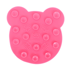 "Mini bath Mat on suckers ""Bear"""