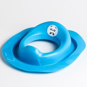 Детская накладка на унитаз Opa, цвет голубая лагуна Ош