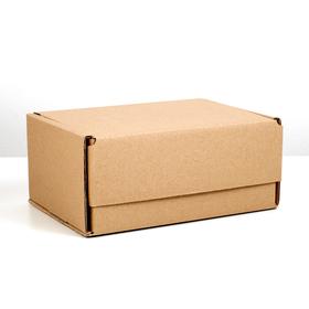 Коробка самосборная 22 х 16,5 х 10 см Ош