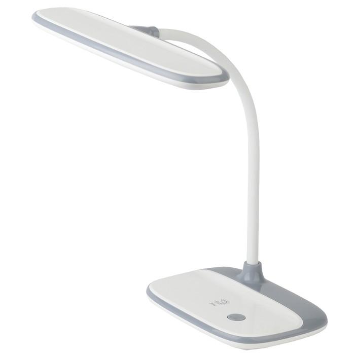 Светильник настольный ЭРА LED 6Вт белый 25,5х23х37см.