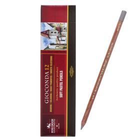 Пастель сухая в карандаше Koh-I-Noor GIOCONDA 8820/35 Soft Pastel, светло-серая