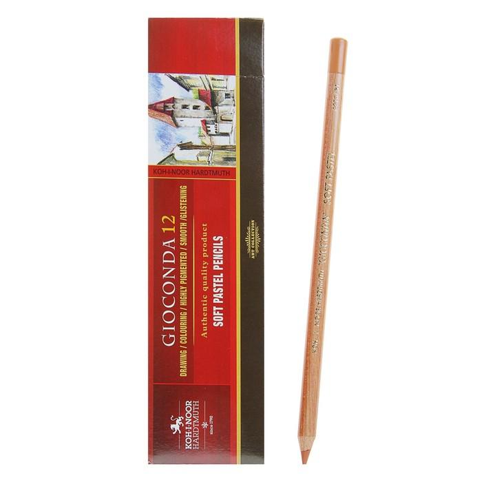 Пастель сухая в карандаше Koh-I-Noor GIOCONDA 8820/51 Soft Pastel, в карандаше, красно-коричневая