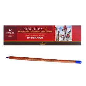 Пастель сухая в карандаше Koh-I-Noor GIOCONDA 8820/42 Soft Pastel, синяя