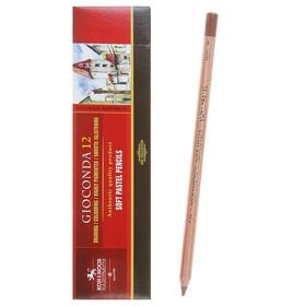 Пастель сухая в карандаше Koh-I-Noor GIOCONDA 8820/30 Soft Pastel, тёмно-коричневая