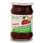"""Варенье """"Домашнее-Петродиет"""" вишневое на фруктозе, 350 гр."""