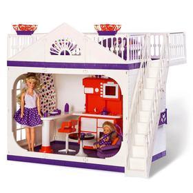 Дачный дом для кукол «Конфетти»